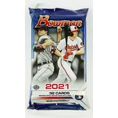 2021 Bowman Baseball Hobby Jumbo Pack