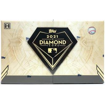 2021 Topps Diamond Icons 1-Box- DACW Live 10 Spot Random Hit Break #3