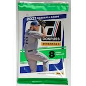 2021 Panini Donruss Baseball Hobby Pack