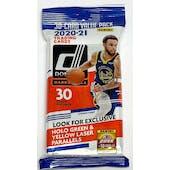 2020/21 Panini Donruss Basketball Value/Fat Pack