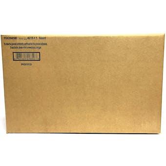 2021 Topps Heritage Baseball Mega 40-Box Case (Blue Sparkle Parallels)