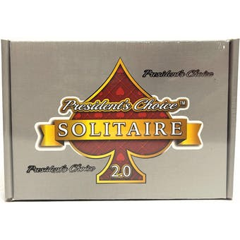 2021 President's Choice Solitaire 2.0 Hobby Box
