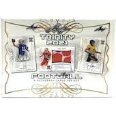 2021 Leaf Trinity Football Hobby Box