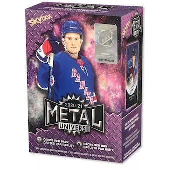 2020/21 Upper Deck Skybox Metal Universe Hockey 5-Pack Blaster Box