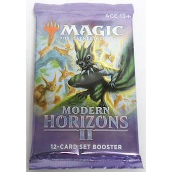 Magic The Gathering Modern Horizons 2 Set Booster Pack