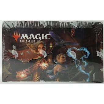 Magic The Gathering Strixhaven: School of Mages Draft Booster Box