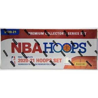 2020/21 Panini NBA Hoops Basketball Premium Colelctors Set (Box) /199