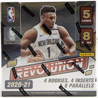 2020/21 Panini Revolution Basketball Hobby Box