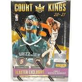 2020/21 Panini Court Kings Basketball 7-Pack International Blaster Box