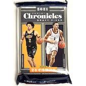 2021/22 Panini Chronicles Draft Picks Basketball Hobby Pack