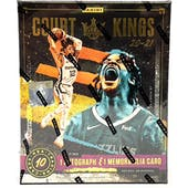 2020/21 Panini Court Kings Basketball 4-Box- DACW Live 6 Spot Random Division Break #3