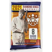 2021 Panini Diamond Kings Baseball Hobby Pack