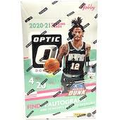 2020/21 Panini Donruss Optic Basketball Hobby 3-Box- DACW Live 6 Spot Random Division Break #2