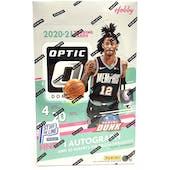 2020/21 Panini Donruss Optic Basketball 1st Off The Line FOTL Hobby Box
