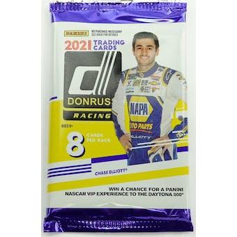 2021 Panini Donruss Racing Hobby Pack