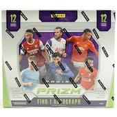 2020/21 Panini Prizm Premier League EPL Soccer Hobby Box