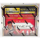 2020/21 Panini Prizm Basketball 24-Pack Retail Box