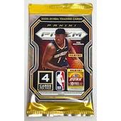 2020/21 Panini Prizm Basketball Retail Pack