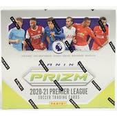 2020/21 Panini Prizm Premier League EPL Soccer Breakaway Box