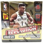 2020/21 Panini Revolution Basketball Asia Tmall Box