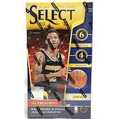 2020/21 Panini Select Basketball H2 Hobby Hybrid Box