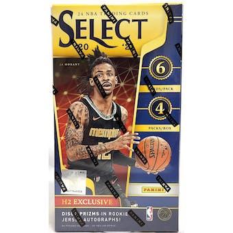 2020/21 Panini Select Basketball H2 Hobby Hybrid 3-Box- DACW Live 30 Spot Random Team Break #1