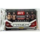 2021 Panini Prizm UFC Hobby Pack