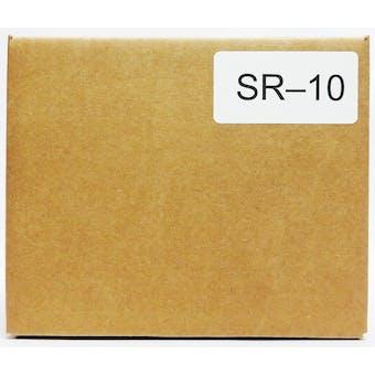 2020/21 President's Choice Game Used Stickrack Hockey Hobby 10-Box Case