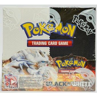 Pokemon Black & White Base Set Booster Box