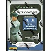 2021 Panini Prizm Baseball 7-Pack Blaster Box (Green Prizms!)