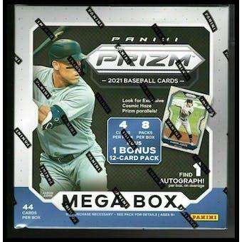 2021 Panini Prizm Baseball Mega Box (Cosmic Haze Prizms!)