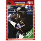 Image for  2021 Leaf Pro Set Fernando Tatis Jr. Card