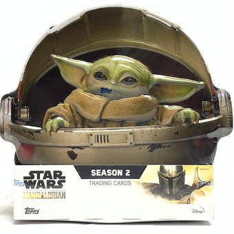 Star Wars The Mandalorian Season 2 Hobby Box (Topps 2021)