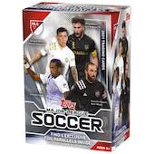 2021 Topps MLS Major League Soccer 8-Pack Blaster Box