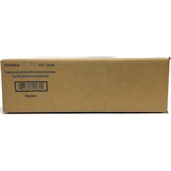 2021 Bowman Chrome Baseball Hobby 12-Box Case