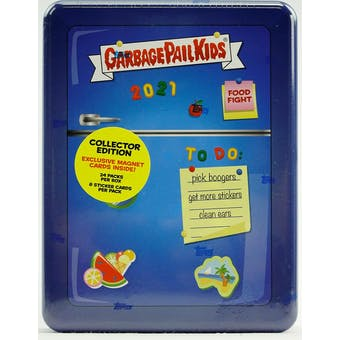 Garbage Pail Kids Food Fight Series 1 Hobby Collectors Edition Box (Topps 2021)