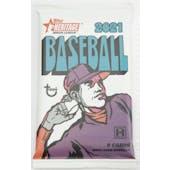 2021 Topps Heritage Minor League Baseball Hobby Pack