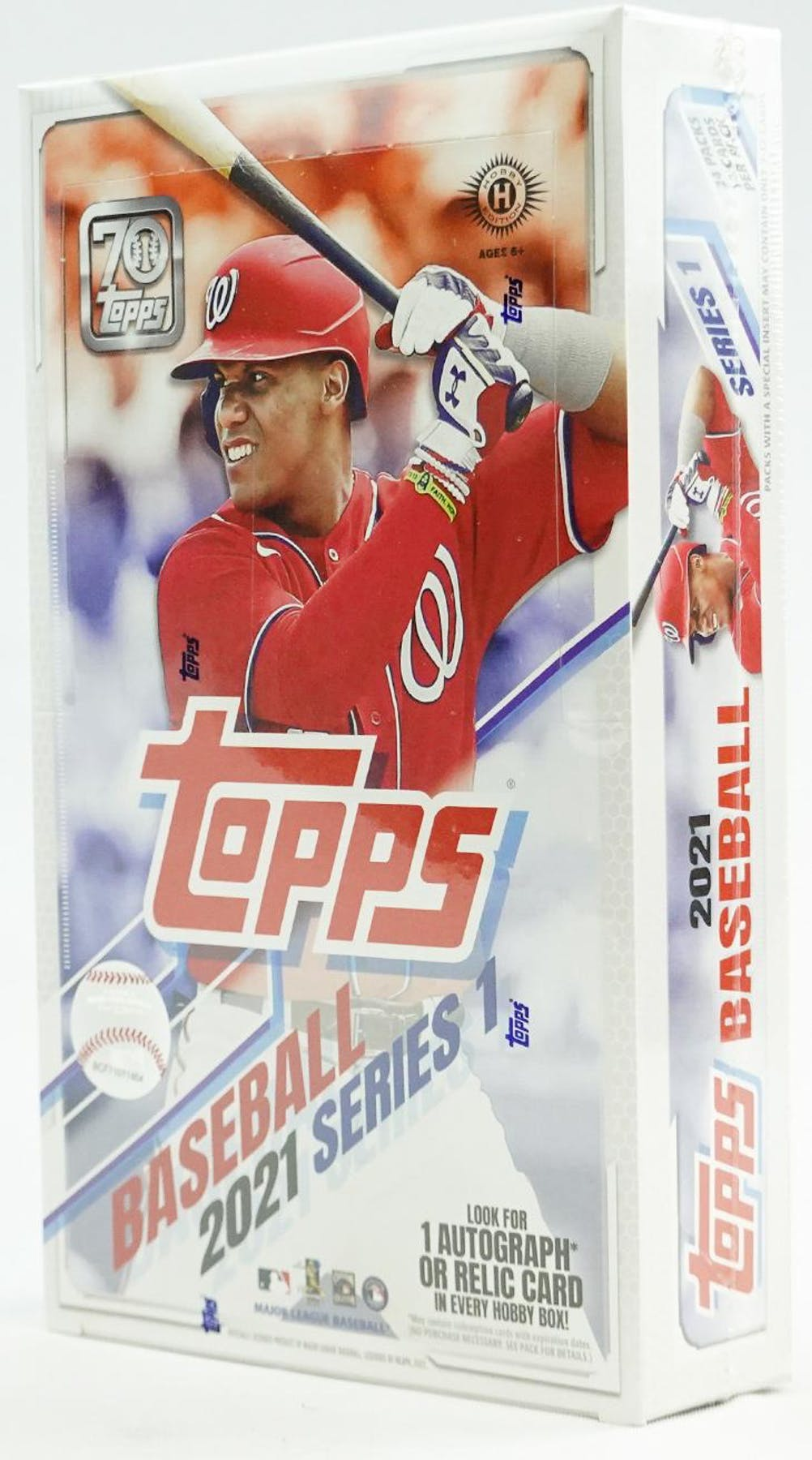 20 Topps Series 20 Baseball Hobby Box   DA Card World