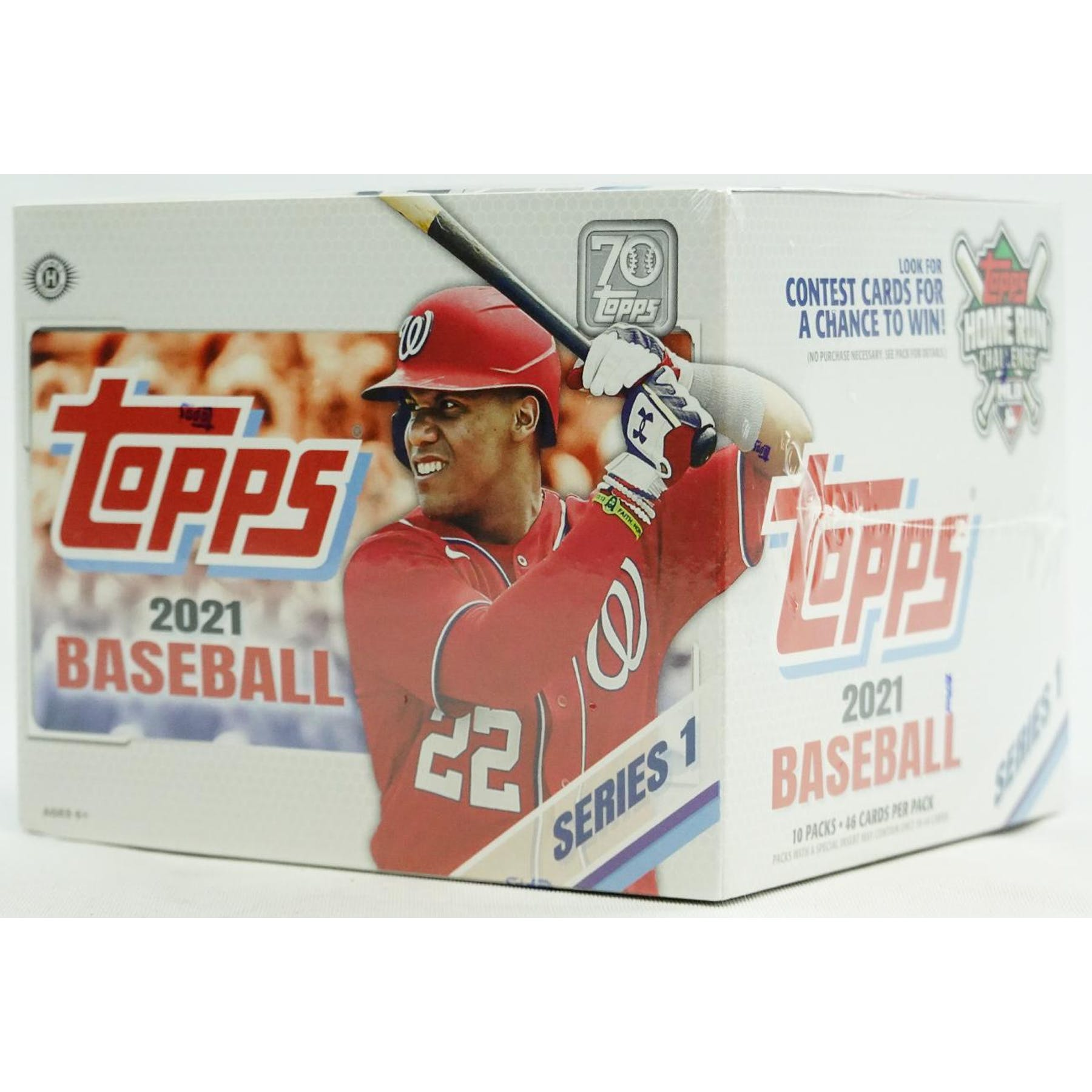20 Topps Series 20 Baseball Hobby Jumbo Box