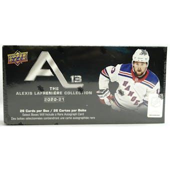 2020/21 Upper Deck Alexis LaFreniere Hockey Hobby Box