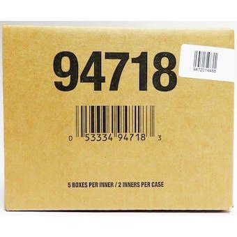2020/21 Upper Deck Black Diamond Hockey Hobby 10-Box Case