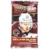 2020/21 Upper Deck Extended Series Hockey Hobby Pack