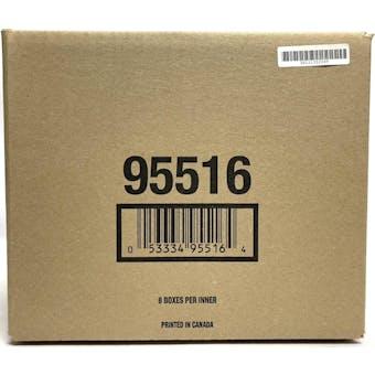 2020/21 Upper Deck Skybox Metal Universe Hockey Hobby 8-Box Case