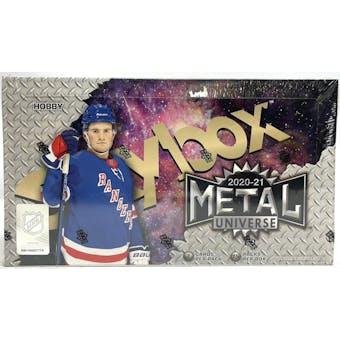2020/21 Upper Deck Skybox Metal Universe Hockey 8-Box Case- DACW Live 31 Spot Random Team Break #2