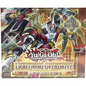 Yu-Gi-Oh Lightning Overdrive Booster Box