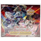 Yu-Gi-Oh Ancient Guardians Booster Box