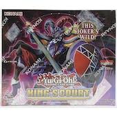 Yu-Gi-Oh King's Court Booster Box