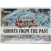 Yu-Gi-Oh Ghosts from the Past Booster Mini-Box