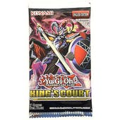Yu-Gi-Oh King's Court Booster Pack