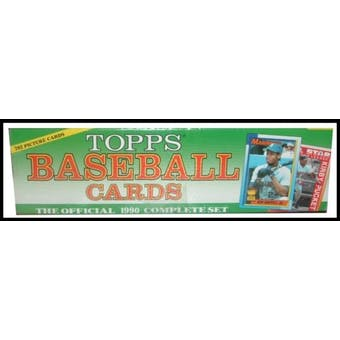 1990 Topps Baseball Factory Set (Christmas Set)
